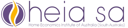 HEIA SA - Home Economics Institute of Australia